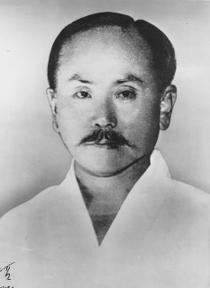 Основоположник каратэ: Гичин Фунакоши