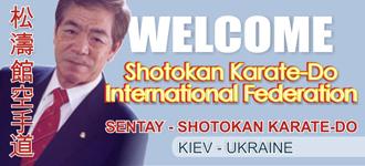 для желающих заниматься шотокан каратэ SKIF в Киеве
